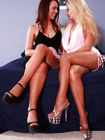 Pantyhose Seduction 32