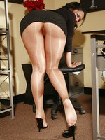 Super Shiny Pantyhose