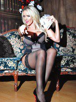 Money is no object for Lucy Zara as she flashes the cash then her tight sweet pussy
