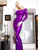 Purple Latex Passion
