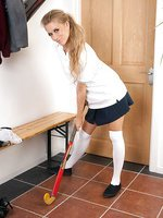 Michelle Moist - Hockey and other games...