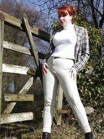 Access all areas Jodhpurs make riding with Red a joy