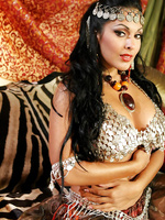 Nina Mercedez Arabian Princess