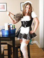 Stripping Maid